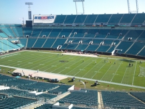EverBank Field, Jacksonville, Florida