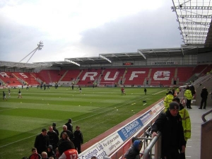 New York Stadium, Rotherham, South Yorkshire