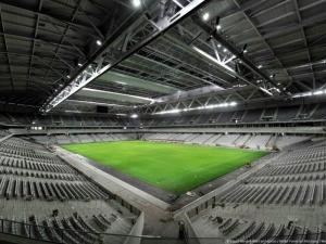 Stade Pierre-Mauroy, Villeneuve d'Ascq