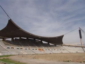 Takhti Stadium, Tehrān (Teheran)