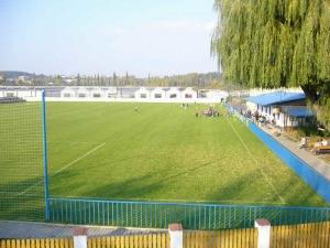 Sportovni areal v Chrastecke ulice, Plzeň