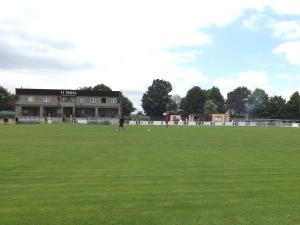 Fotbalový stadion, Nové Strašecí