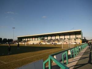 Victoria Stadium, Northwich, Cheshire