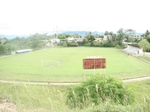 Estadio Municipal Quirigua, Los Amates