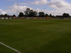 Moore Lane Sports Club Ground, Newton Aycliffe, County Durham