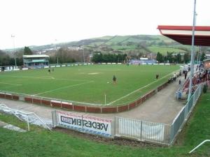 G.F. Grigg Latham Park, Ydrenewydd / Newtown, Powys