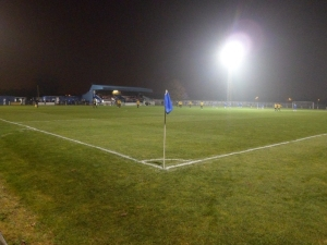 The Ron Grieg Stadium, Billingham, County Durham