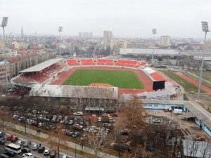 Stadion Karađorđe, Novi Sad