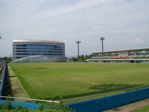 Nagaragawa Ball Field Meadow, Gifu