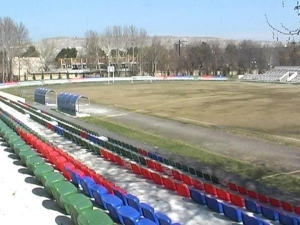 Yaşar Məmmədzadə adına şəhər stadionu, Mingəçevir