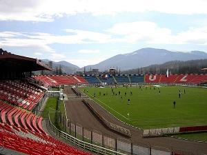 Stadionul Jiul, Petroşani