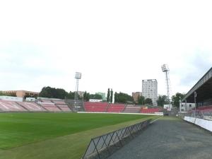 Městský fotbalový stadion Srbská