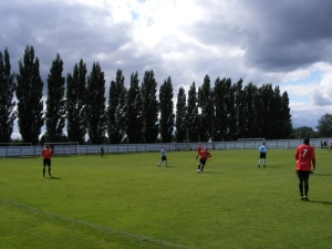 Ron Steel Sports Ground, Nottingham, Nottinghamshire