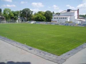 Stadion Metallurh, Kamyans'ke