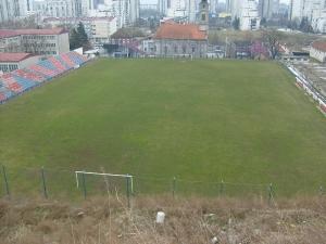 Stadion kraj Bežanijske crkve