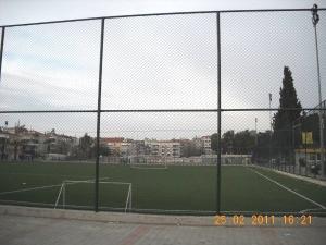 Bucaspor Tesisleri, İzmir