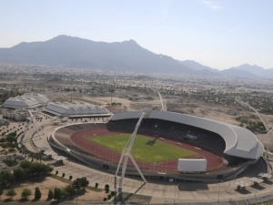 King Abdul Aziz Stadium, Makkah (Mecca)