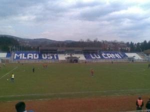 Stadion Mladosti u Lučanima, Lučani