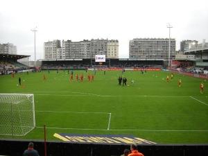 Albertparkstadion, Oostende