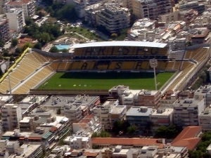 Stadio Harilaou Kleánthis Vikelídis, Thessaloníki