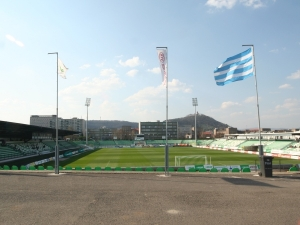 Fotbalový stadion Josefa Masopusta