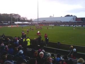 Rugby Park Stadium, Invercargill