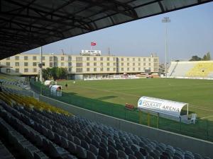 Folkart Altay Alsancak Stadyumu, İzmir