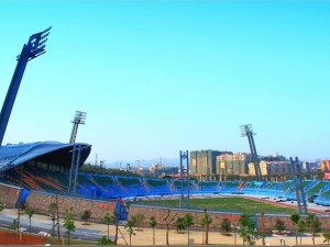 Meixian Tsang Hin-chi Stadium, Meixian