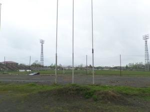 Stadioni Pazisi, Poti