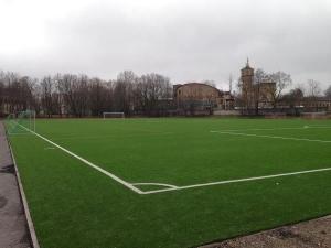 RTU stadions, Rīga (Riga)