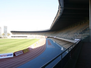 Estadio Municipal de Chapín