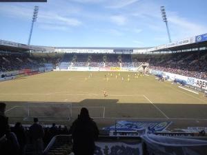 Ostseestadion, Rostock