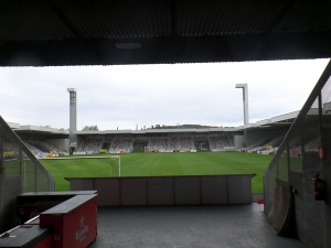 Estadio Nuevo Lasesarre, Barakaldo