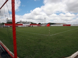 Estádio Municipal Roberto Pereira de Almeida, Teixeira de Freitas, Bahia