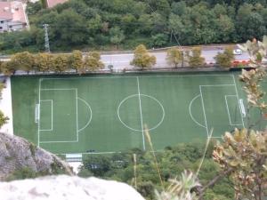 Campo Sportivo di Borgo Maggiore, Borgo Maggiore