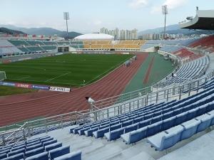 Yangsan Stadium, Yangsan