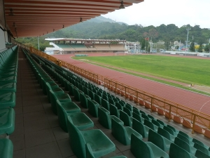 Tai Po Sports Ground, Tai Po