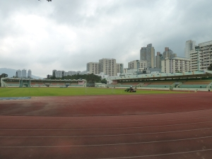 Sha Tin Sports Ground, Shatin