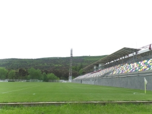 Mikheil Meskhis Sakhelobis Stadionis Satadarigo Moedani