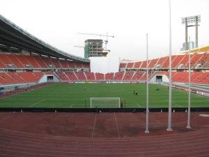 Rajamangala National Stadium, Bangkok