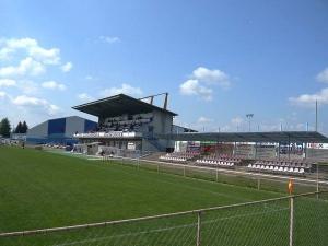 Stadion Na Bělince, Kunovice
