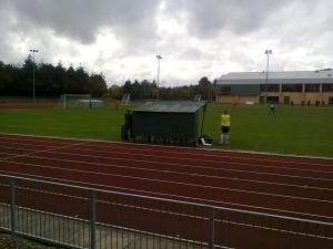 Wodson Park Sports Centre, Ware, Hertfordshire