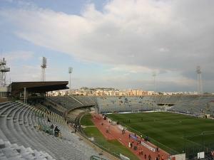 Stadio Sant'Elia, Cagliari