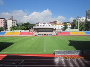 Wuhua People's Stadium, Wuhua