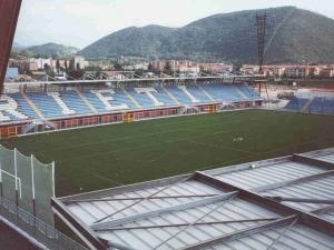 Stadio Centro d'Italia - Manlio Scopigno, Rieti
