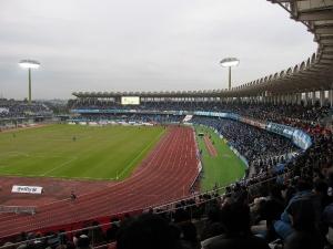 Kawasaki Todoroki Stadium, Kawasaki