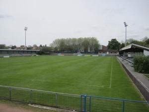 Stade François Blin, Avion