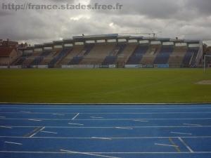 Stade Marcel-Tribut, Dunkerque