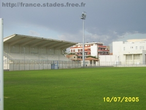 Stade Antoine de Saint-Exupéry, Marignane