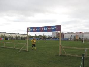 Leiknisvöllur, Reykjavík